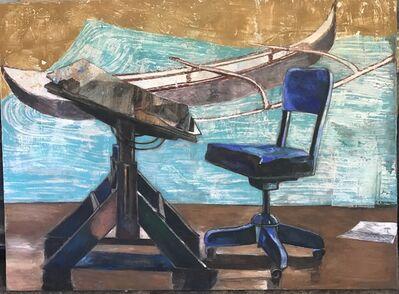Paton Miller, 'Artist Table', 2017