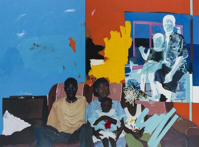 Kudzanai-Violet Hwami, 'Family Portrait', 2017