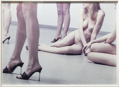 Vanessa Beecroft, 'Vb 35.166, Solomon R Guggenheim Museum, New York (1998)', 1998