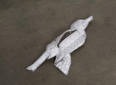 Marina Zurkow, 'Body Bag for Birds (Polyethylene Terephthalate / PET)', 2013