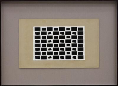 Hélio Oiticica, 'Metaesquema 224', 1958