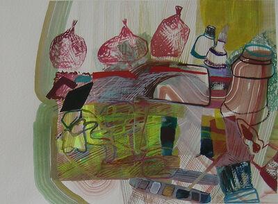 Josette Urso, 'Bean Bag Cadaques', 2017