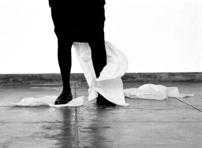 Helena Almeida, 'Desenho | Drawing (Ref #8)', 2012