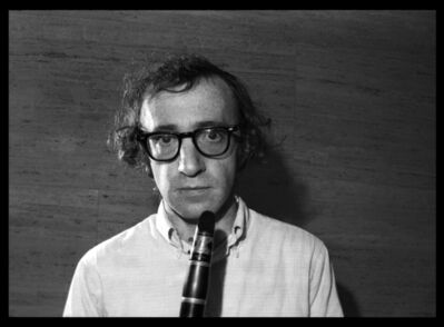 Harry Benson, 'Woody Allen', 1972