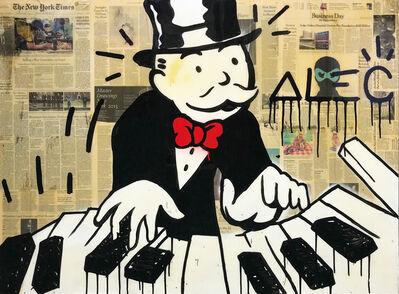 Alec Monopoly, 'PIANO MONOPOLY', 2013