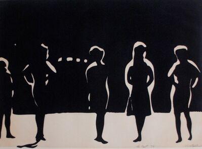Jim Steg, 'The Cast', 1968