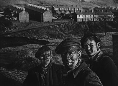 W. Eugene Smith, 'Welsh Miners', 1970s