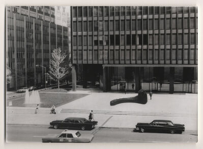 Sturtevant, 'Duchamp (Object Dard, 1967)', 1967