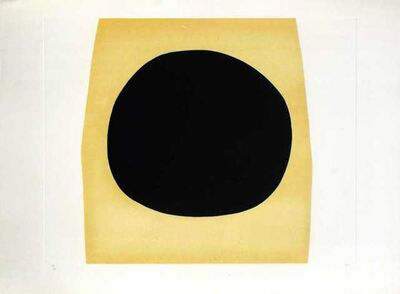 Alberto Burri, 'Bianchi E Neri I (Acetates) - Plate F', 1969