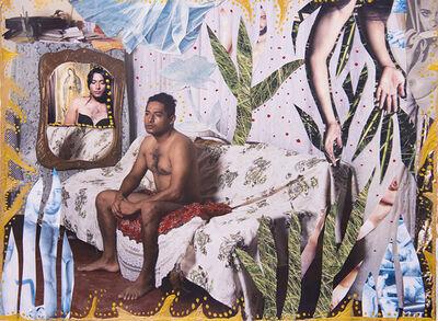 Nelson Morales, 'Self Portrait', 2020