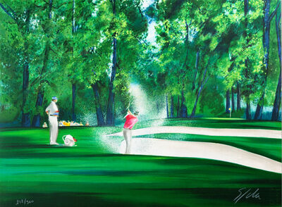 Victor Spahn, 'Golf', 2007