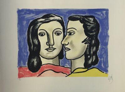 Fernand Léger, 'Les Deux Visages', 1951