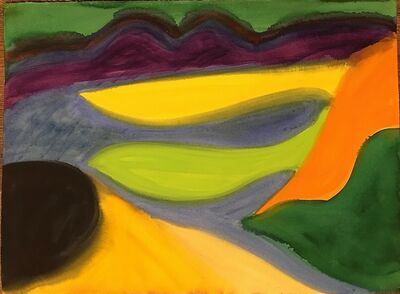 David Hayes, 'Untitled #2', 1985