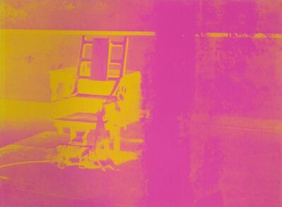 Andy Warhol, 'Electric Chairs (FS II.82)', 1971