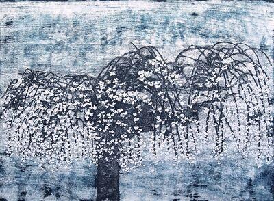 Kazumi Wakayama, 'Cerisier Pleureur', 2018