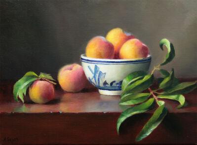 Alberta Geyer, 'Peachy Keen', ca. 2019