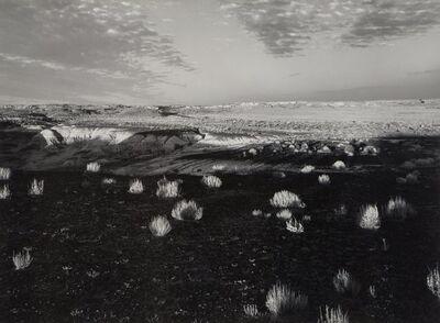 Paul Caponigro, 'Petrified Forest, Arizona Landscape', 1970