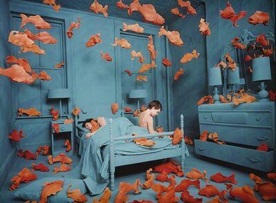 Sandy Skoglund, ''Revenge of the Goldfish'', 1981