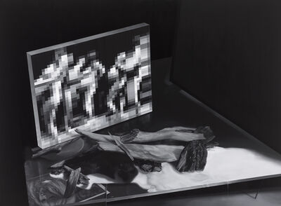 "Andrew Sendor, 'Installation view: Boris Flumzy, ""Lemornischka, Mrs. Flumzy's Resurrected Spirit & The Mystery Inside Zilpah Gershowitz's Womb,"" 2014, mixed media, dimensions variable', 2014"