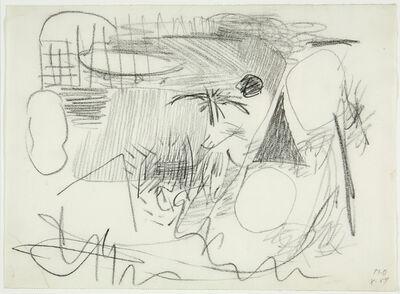 Meret Oppenheim, 'Palme im Sturm', 1959