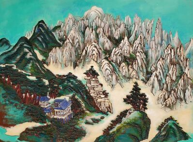 Kyunglim Lee, 'The Diamond Mountain', 2019