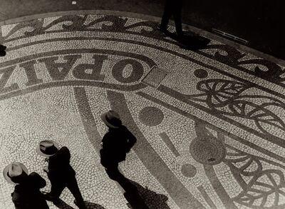 Martin Munkácsi, 'The Sidewalks of Rio de Janeiro, Brazil ', ca. 1932