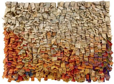Olga de Amaral, 'Cuatro paisajes (Modulo C) [Four landscapes (Module C)],', 1976-1977