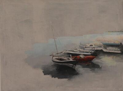 Ismael Kateregga, 'Boats', 2017