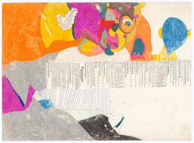Susan Te Kahurangi King, 'Untitled', c. 1966 -70