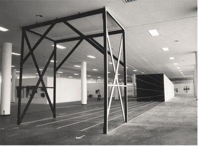Marta Minujín, 'Obelisco acostado', 1978