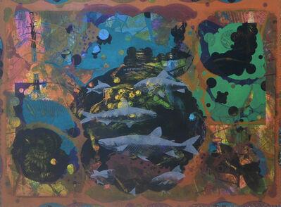 Otis Tamasauskas, 'Arabian Sea I, India Series', 2011