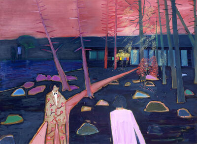 Tom Hammick, 'Walther von Stolzing's New Suit', 2015