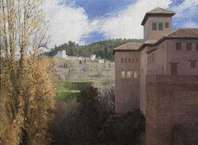 Guillermo Muñoz Vera, 'Tower of the Ladies', 2012