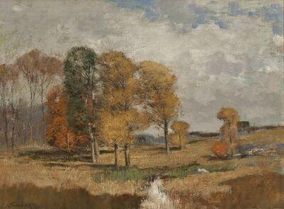 Alexander Van Laer, 'Fall Breeze', ca. 1910