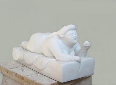 Fernando Botero, 'Donna distesa', 2013