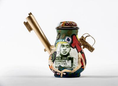 Roberto Lugo, 'To Disarm: Tupac', 2019