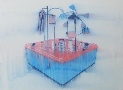 Chris Finley, 'Lamp Hot Tub 1', 2016