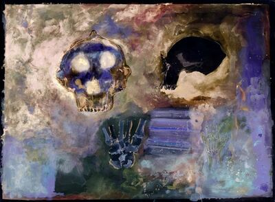 Ronald Katz, 'Ancestors in Matrix', NA
