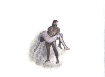 F. Lennox Campello, 'Adam and Lilith ', 2013