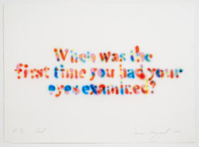 James Rosenquist, 'First', 1973