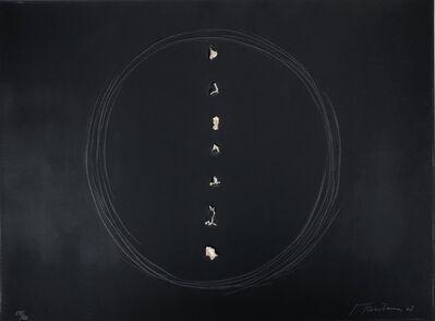 Lucio Fontana, 'Concetto Spaziale', 1968