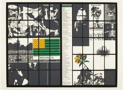 Carlos Irizarry, 'Moratorium', 1969
