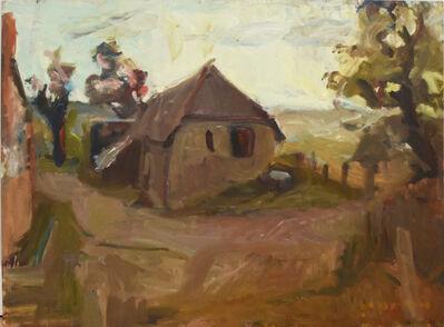 Sargy Mann, 'Derelict Devon Farm', 1982