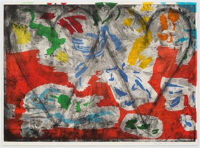 Jim Dine, 'Radiant Landscape', 2015