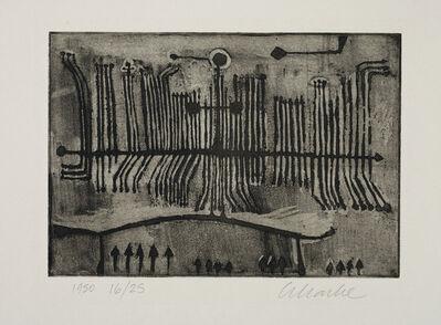 Geoffrey Clarke, 'Man', 1950
