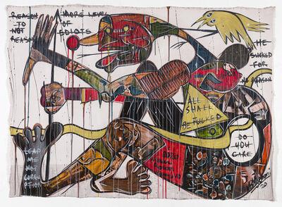 Blessing Ngobeni, 'Generational Neglect!', 2020