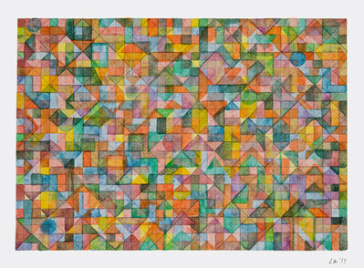 Lee Marshall, 'Green Pyramid', 2013