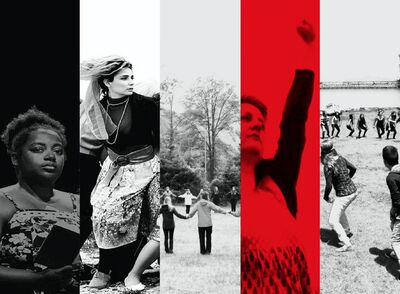 Marinella Senatore, 'The School of Narrative Dance (Wallprint)', 2016