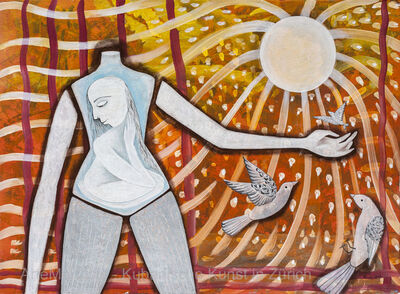 Alicia Leal, 'Dentro de Mí / Inside of Me', 2013