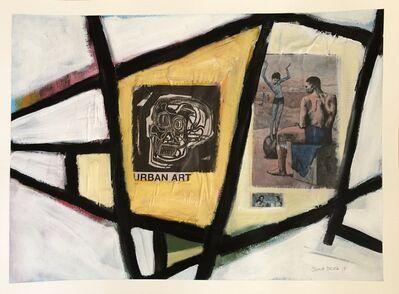 Samuel Iztueta, 'Urban Art', 2019